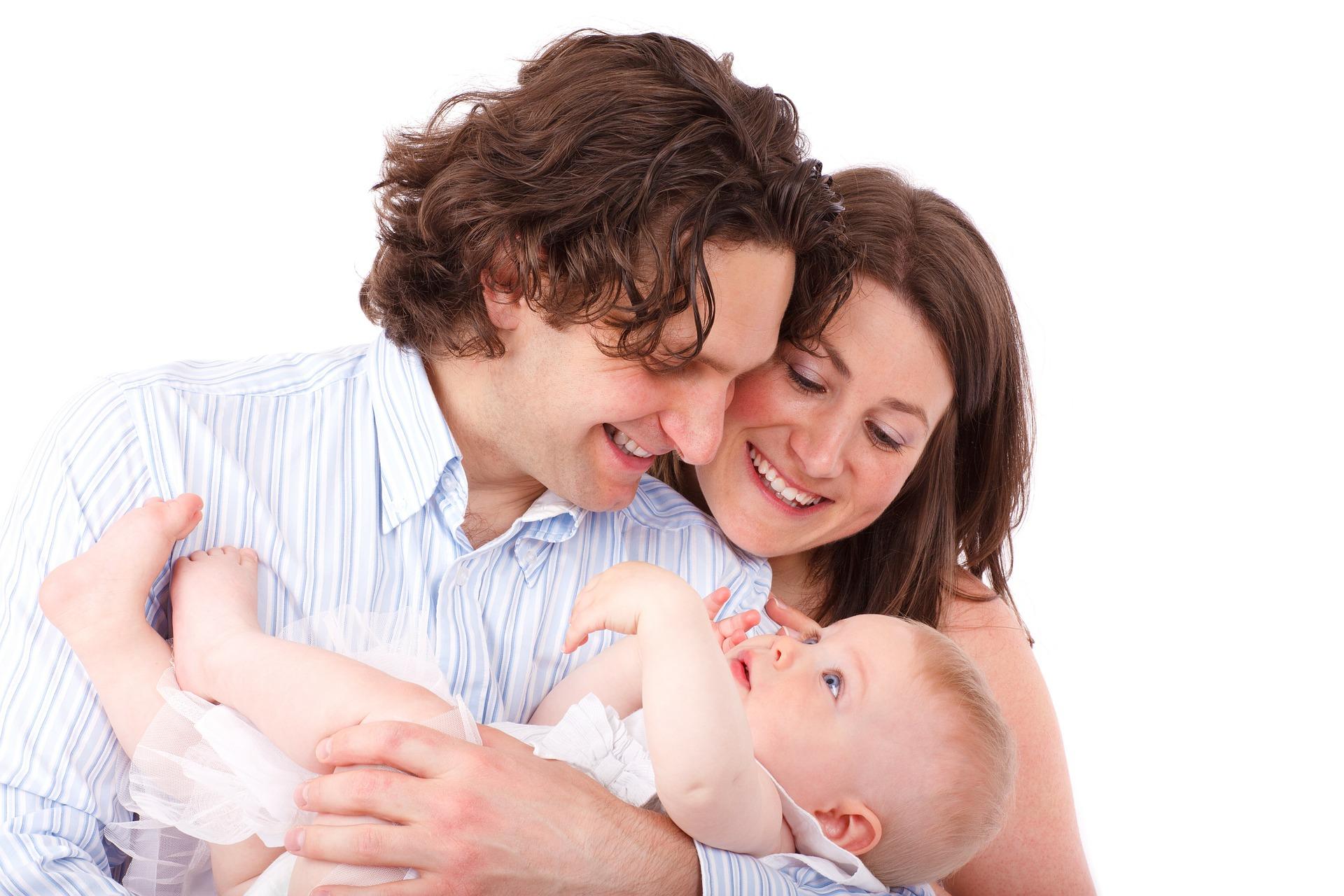 Do wychowywania dzieci trzeba dwojga